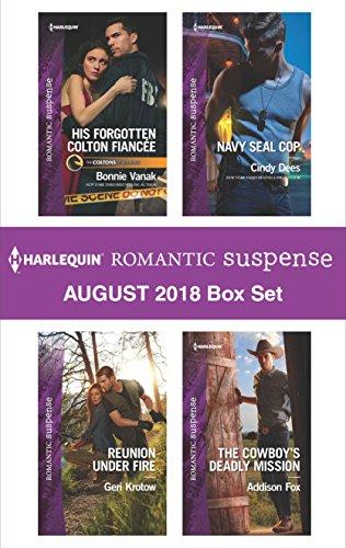 Harlequin Romantic Suspense August 2018 Box Set: His