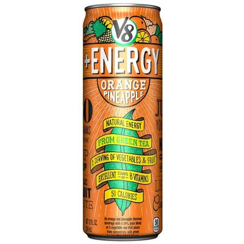 Energy Beverage, 12 Fluid Ounce - 12 per case. ()