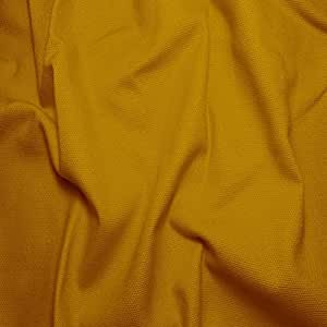 Cotton Canvas Duck Cloth - 10oz Fabric Yellow