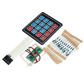 Arduino Compatible R3 Deluxe Set Kit 2017 - inclusief gebruikersdocumentatie (Engels) - genuino de Arduino UNO R3 Set - Extra compleet - geüpgraded uno r3 ...