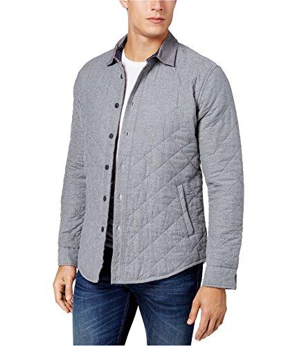 Barbour Mens Hound Overshirt Shirt Jacket Grey - Fleece Barbour
