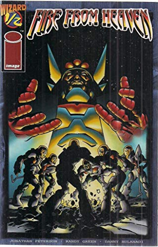 FIRE FROM HEAVEN #1/2 1996 Wizard/Image Comics Limited Edition ()