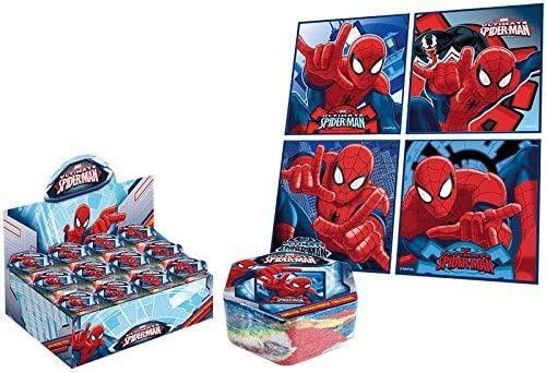 Kids Licensing asciugamano mani magica Spiderman Marvel assortimento 30/cm