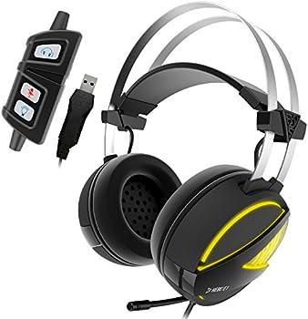 Gamdias GD-HEBE M1 Over-Ear 3.5mm Gaming Headphones
