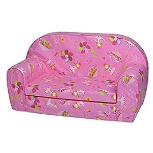 KNORRTOYS.COM 68404 Meggy - Sofá en color rosa