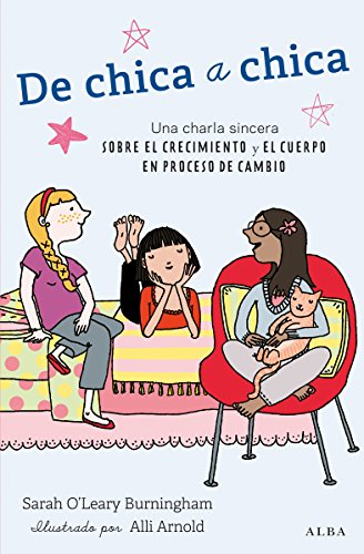 De chica a chica (Spanish Edition) by [OLeary, Sarah]