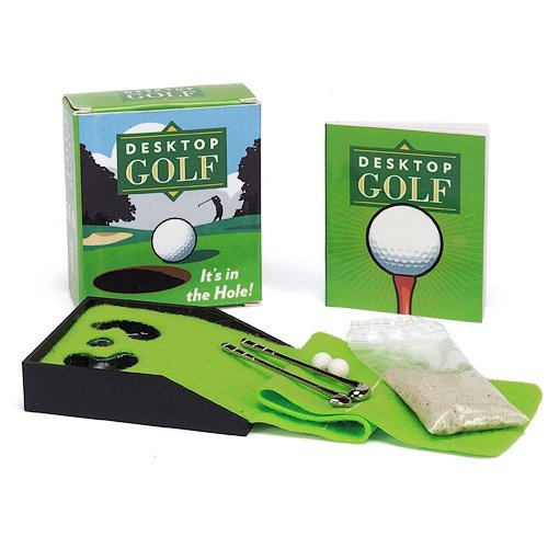 Desktop Golf Kit - Mini