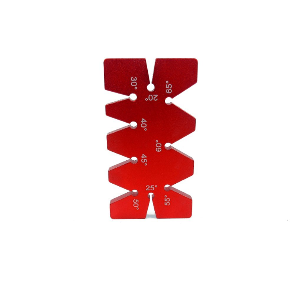 Woodworking Angle Ruler Aluminum Angle Template