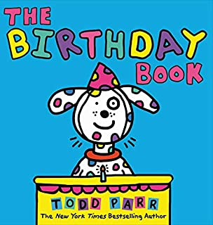 Book Cover: The Birthday Book