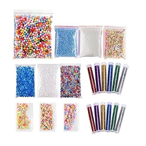 Bead Supply - Fiaya 22 Pack Slime Making Kits