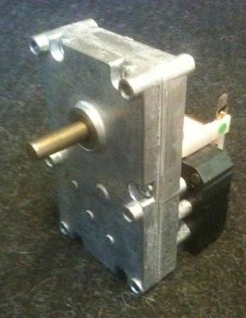 Auger Motor para Osburn estufa de pellets 1 rpm - 12 - 1010 MFR: Amazon.es: Bricolaje y herramientas