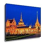 Ashley Canvas, Phra Meru Thai Royal Crematorium Bangkok Thailand, Home Decoration Office, Ready to Hang, 20x25, AG5875399