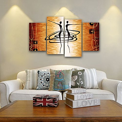Bedroom Storage Bench Diy Chandeliers In The Bedroom Bedroom Colour Decoration Gold Carpet Bedroom: Framed Abstract African Dancing Giclee Canvas Prints