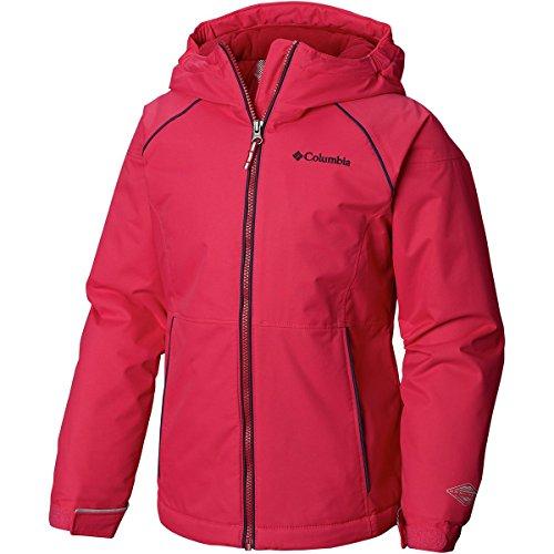 Columbia Big Girl's Alpine Action Ii Jacket, Large, Cactus Pink