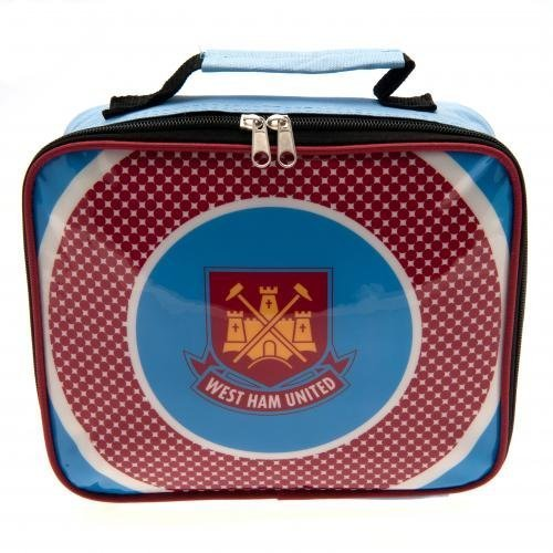 West Ham United Fc Lunch School Sandwich Lunchbox Bag by West Ham United F.C.