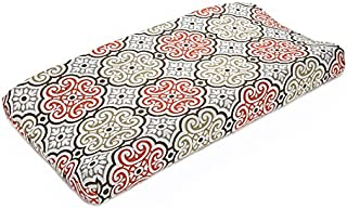product image for Liz and Roo Garden Gate Contoured Changing Pad Cover