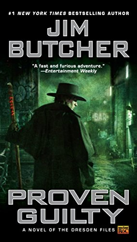 Proven Guilty (The Dresden Files, Book 8) (Tv Shows That Take Place In Chicago)