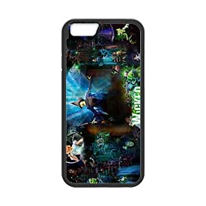 Personalized Durable Cases iPhone 6 Plus 5.5 Inch Black Phone Case Lzsvt Musical Wicked Protection Cover