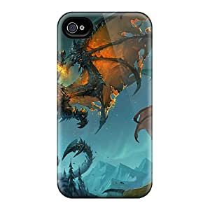 Fashionable XBBPMCU4825NzMEa Iphone 4/4s Case Cover For Dragon Storyteller Protective Case