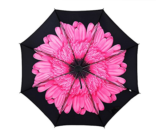 henmerry-woman-parasol-anti-uv-sun-umbrella-blossom-windproof-folding-floral-totes-clear-compact-umb