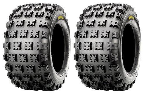 Pair Ambush Desert 18x10 9 Tires