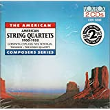 American String Quartets 1900 - 1950