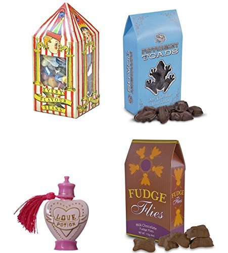 Universal Studios Wizarding World of Harry Potter Candy Choc