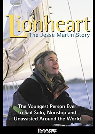 cafd1a22c7fe6 Amazon.com: Lionheart - The Jesse Martin Story by Image ...