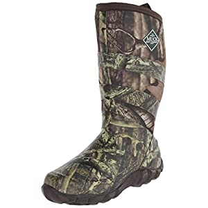 Muck Boot Men's Pursuit Fieldblazer Hunting Shoes, Mossy Oak, 14 US/14-14.5 M US