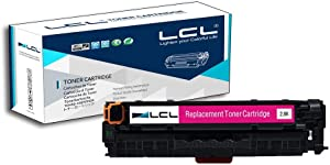 LCL Remanufactured Toner Cartridge Replacement for HP 304A CC533A CP2025 CM2320 CP2020 (1-Pack Magenta)