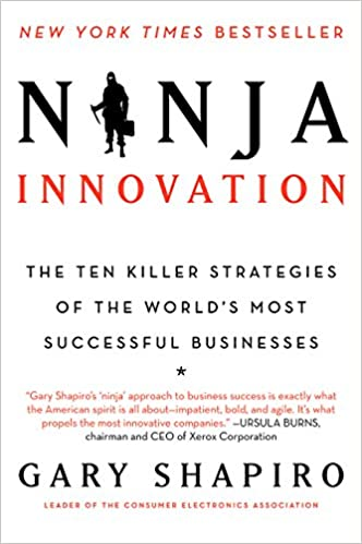Ninja Innovation: Amazon.es: Gary Shapiro: Libros en idiomas ...