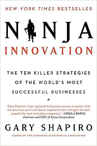Ninja Innovation: Amazon.es: Gary Shapiro: Libros en idiomas ...