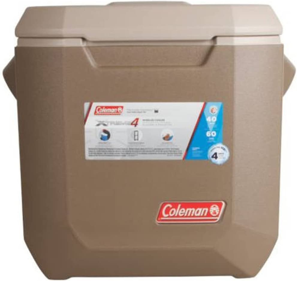 Coleman Xtreme 4 Wheeled Cooler