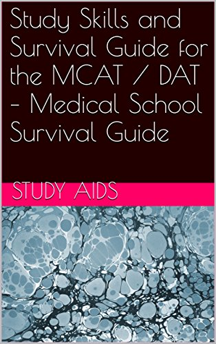 Amazon com: Study Skills and Survival Guide for the MCAT