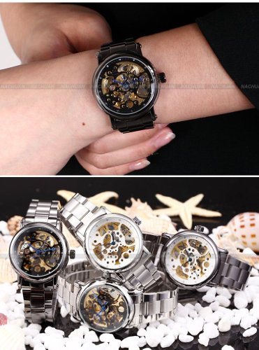 Best Watch Brands For Women Automatic Mechanical Classic Skeleton Watches For Women Wrist Watch