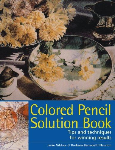 Colored Pencil Instruction (Colored Pencil Solution Book)