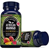 African Mango Extract (100% Pure) + Raspberry Ketones Weight Loss Diet Pills | Thousands of Satisfied Customers (REAL 5 Star Reviews) | 100% Satisfaction Guarantee! by Unknown