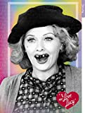 I Love Lucy Weekly and Monthly Planner (2017)