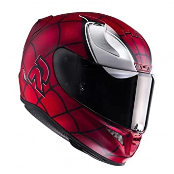 HJC Casco Moto, Spiderman, L