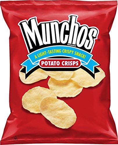 (Munchos Original Potato Crisps, 4.25 oz)