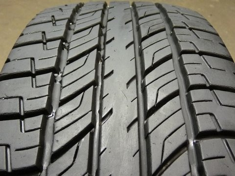 Uniroyal Laredo Cross Country Tour Radial Tire - 225/65R17 102T (Uniroyal Cross Tire Country)
