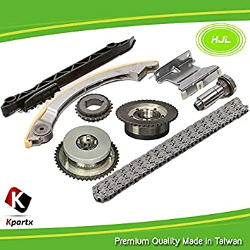 TIMING CHAIN KIT Fit OPEL/VAUXHALL ASTRA INSIGNIA 2.0 Turbo A20NHT w/VVT Gears
