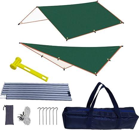 Multipurpose Pouch Tent Pole Pag Pole Storage Bag Tent Peg Pag
