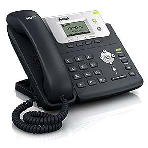 Interquartz Yealink SIP-T20P - Teléfono IP para usuarios principiantes (importado)
