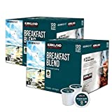 Kirkland Signature Coffee Single Serve K-Cup (Breakfast Blend, 240 K-Cups)
