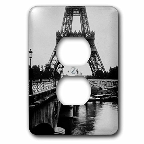 3D Rose lsp_246269_6 Base of the Eiffel Tower Paris Franc...