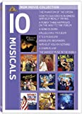 Musicals 10-Pack (Phantom of the Opera / How To Succeed in Business/ A Funny Thing Happened on the Way to the Forum / A Song Is Born / Hallelujah, I'm a Bum / It's a Pleasure / Absolute Beginners / Without You I'm Nothing / A Chorus Line / Saddest Music I