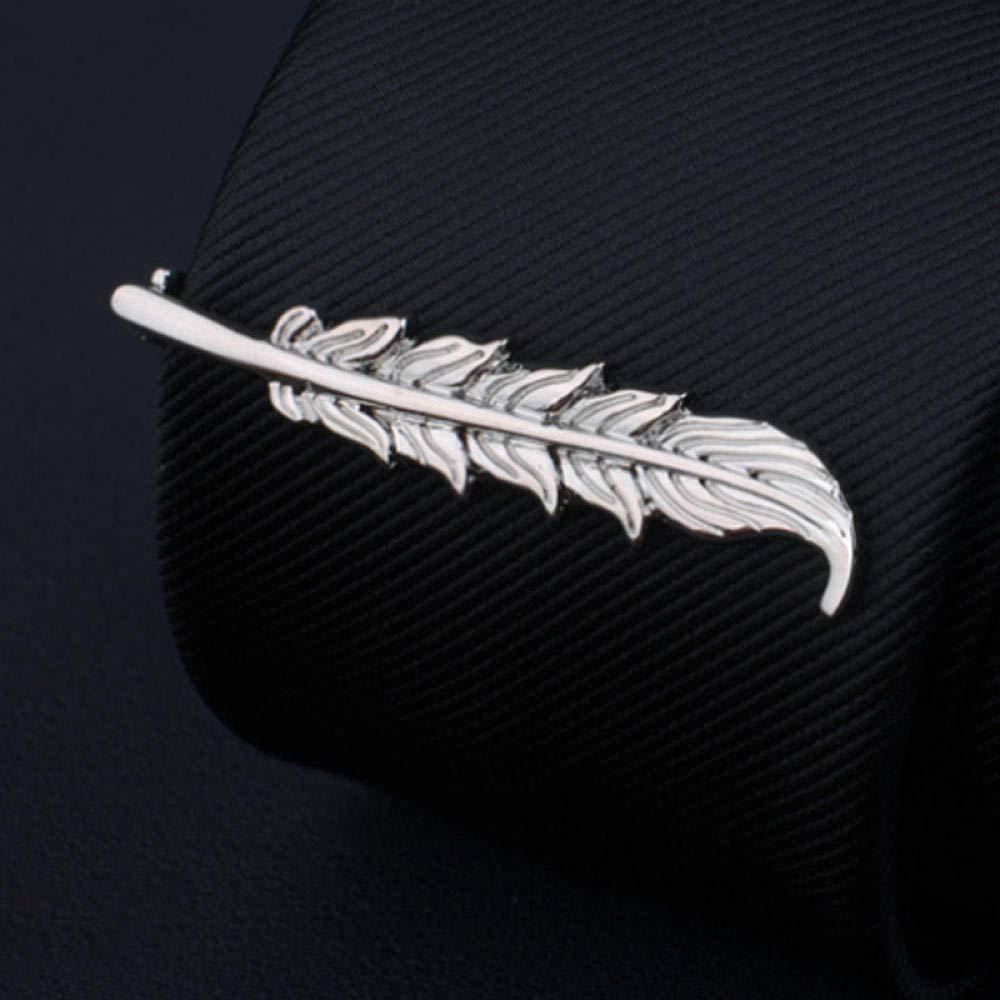Clips de Corbata para Hombres Oro y Plata Forma de avión Clip de ...