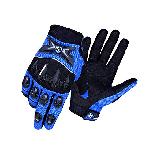 - SCOYCO Motorcycle Riding Gloves Men,Knight Anti-collision Racing Locomotive Racing Wear-resistant Joint protection Gloves