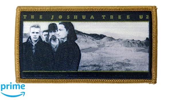 "New U2 /'Joshua Tree/'  2 X 3 /""  Inch Iron on Patch Free Shipping"
